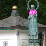 Buddha statue, Okunoin Cemetery, 2007
